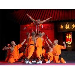 """Shaolin Mönche – Die neue Show """"A mi to fo"""""""