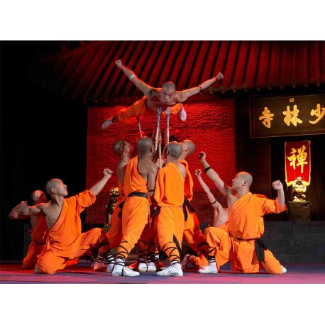 Shaolin Mönche – Die neue Show 2018