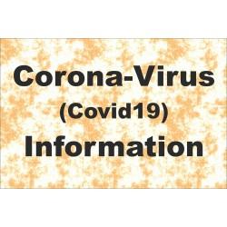 Corona-Virus (Covid19) Infos